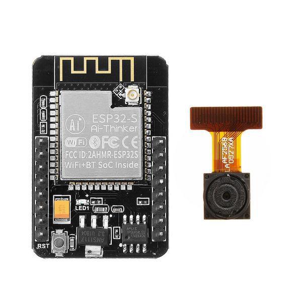 ماژول وایفای به همراه بلوتوث با دوربین