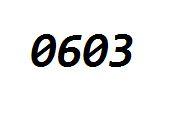 مقاومت SMD سایز 0603 - 5%