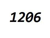 مقاومت SMD سایز 1206 - 5%
